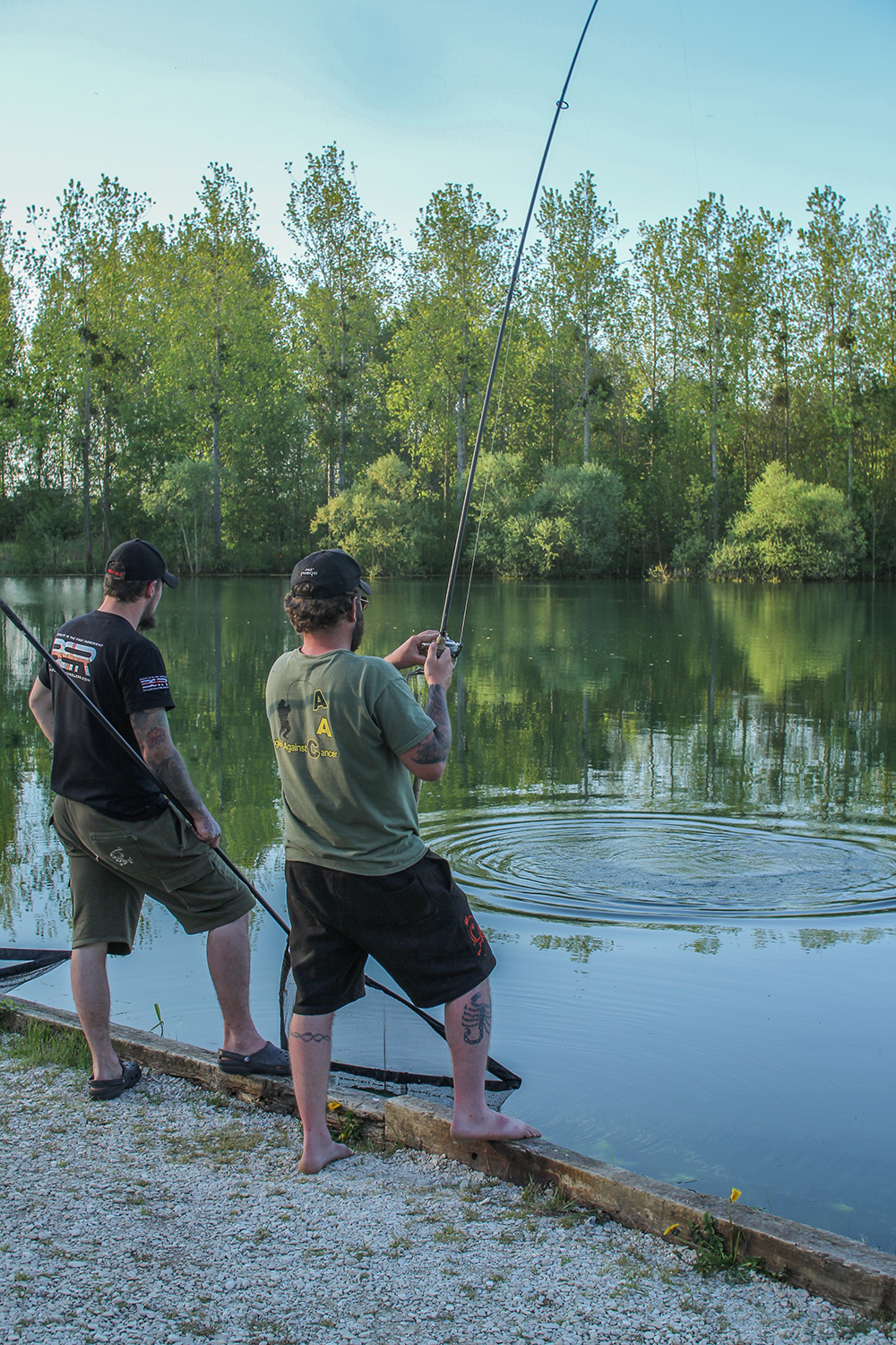 Your First French Adventure   News   Fishing Tackle
